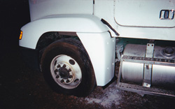 Commercial Truck Body and Paint Repair
